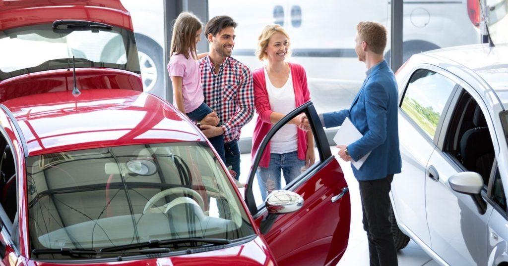Покупка авто у официальных дилеров