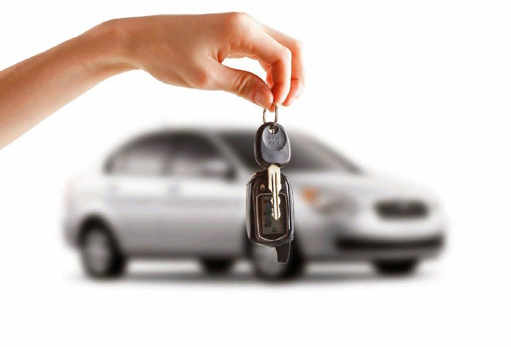 продаем подержанный авто