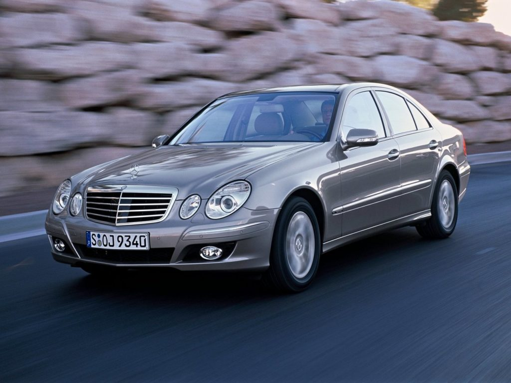 Mercedes-Benz Е-Class