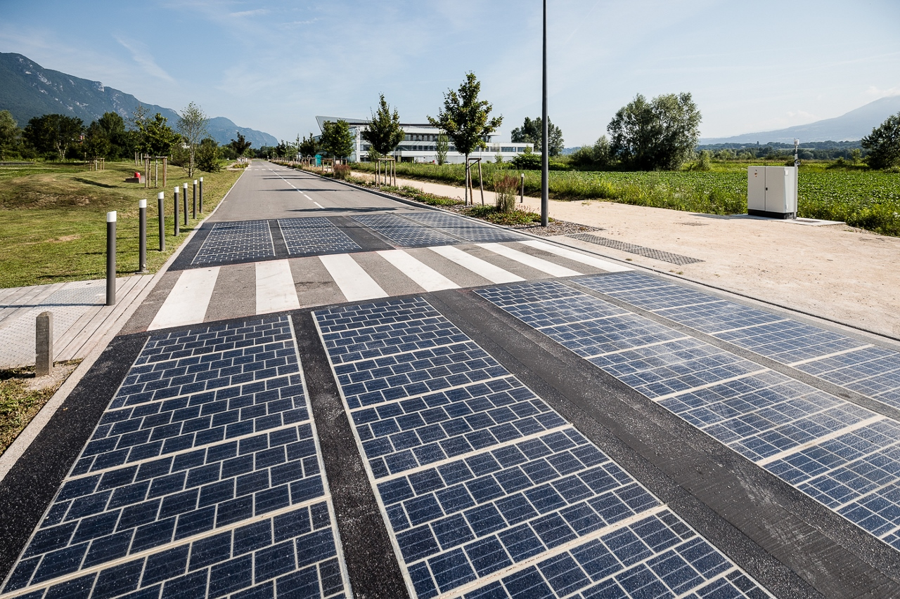 5 реализованных проектов солнечных дорог, меняющих наше представление о дорожном покрытии будущего